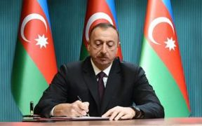 President Ilham Aliyev allocates AZN 3M for road construction in Gabala