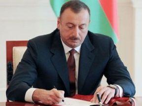 President Ilham Aliyev allocates AZN 1.8M for road construction