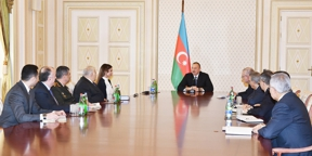 Meeting of Security Council under chairmanship of Ilham Aliyev was held